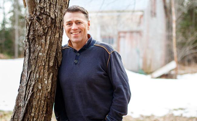 Storyteller Denny King