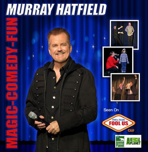 Murray Hatfield - Magician