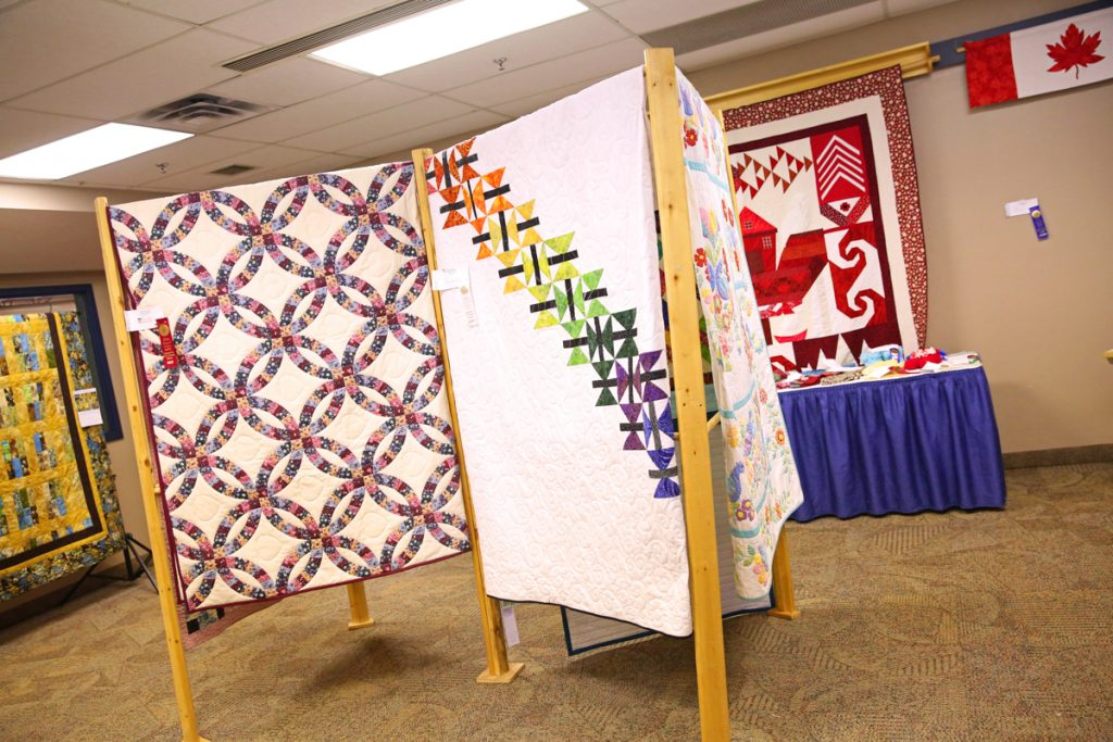 2017 Old Home Week Women's Institute Exhibit