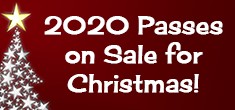 2020 Passes for Christmas