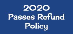 2020 Passes for Christmas